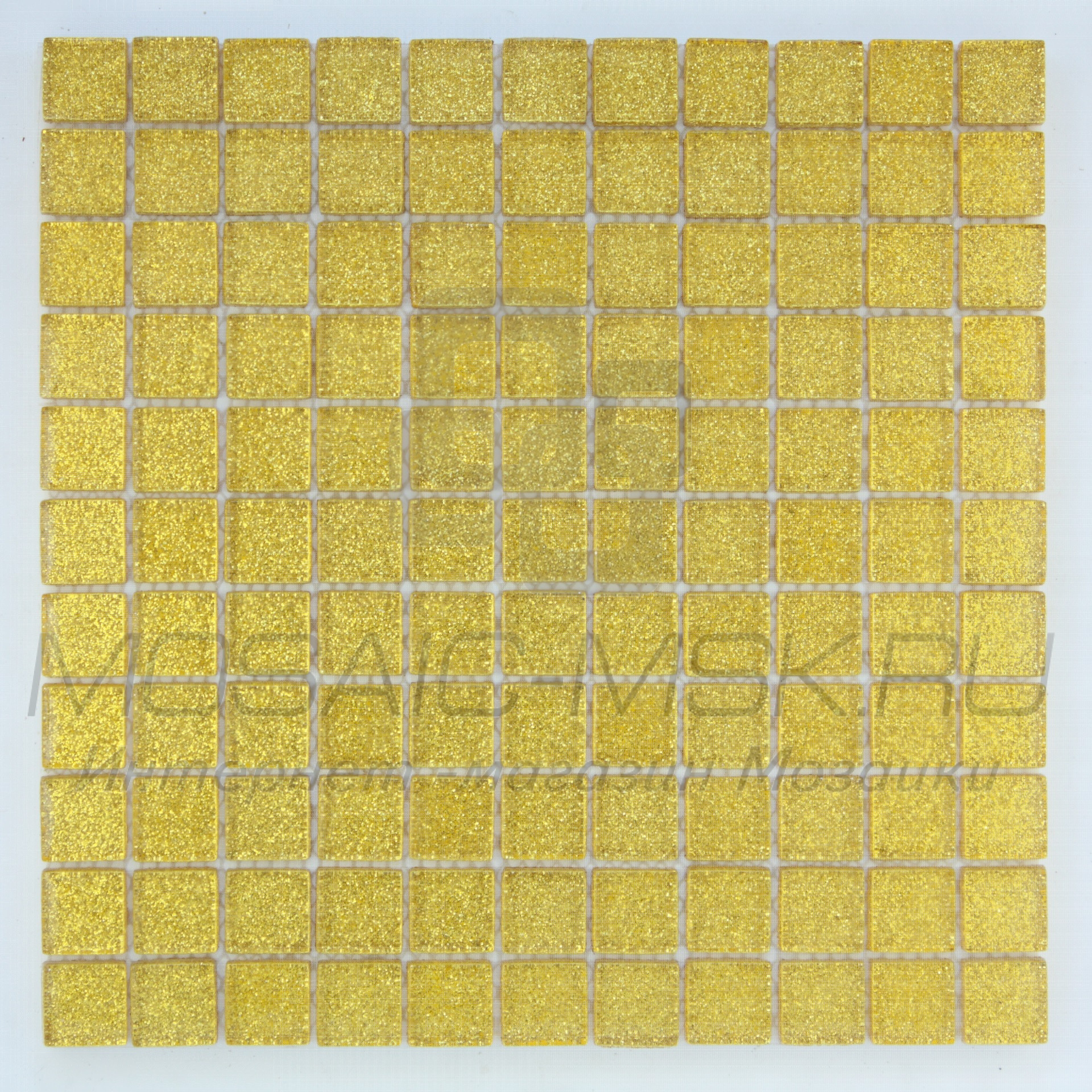 Мозаика стеклянная  LGDHIK 101  (8*25*300)