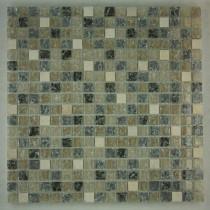 Мозаика стеклянная   DGS 100 B  (6*15*300)
