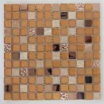 Мозаика стеклянная LADS 24  (8*23*300)