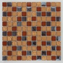 Мозаика стеклянная   LAP 08  (8*23*300)