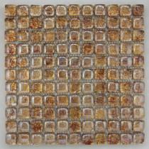 Мозаика стеклянная  CBSK 009 (15*25*300)