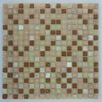 Мозаика стеклянная   DGS 011  (8*15*300)