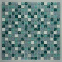 Мозаика стеклянная   DGS095B  (8*15*300)