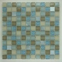 Мозаика стеклянная   LAG 43  (8*23*300)