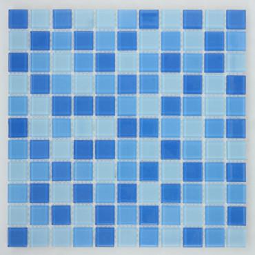 Мозаика стеклянная  MIX 9031  (4*25*300)